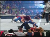 Lita & Trish Stratus vs Torrie Wilson & Stacy Keibler(WWF Invasion 2001)